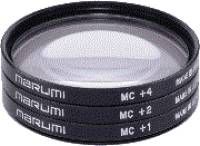 Подробнее о Marumi Close-up+1+2+4 (set) 43mm