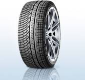 Подробнее о Michelin Pilot Alpin PA4 255/40 R19 100V XL