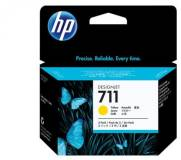 Подробнее о HP No.711 DesignJet 120/ 520 Yellow 3-Pack CZ136A