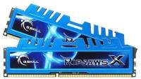Подробнее о G.Skill Ripjaws X DDR3 8Gb (2x4Gb) 2400MHz CL11 Kit F3-2400C11D-8GXM