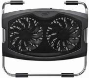 Подробнее о HQ-Tech N2000 IV, 2x120mm FAN, Frame, Black
