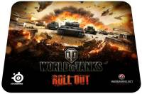 Подробнее о SteelSeries QcK World of Tanks Tiger Edition 67272