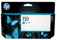 Подробнее о HP No.727 DesignJet T1500/T920 Cyan, 130 ml B3P19A