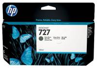 Подробнее о HP No.727 DesignJet T1500/T920 Matte Black, 130 ml B3P22A