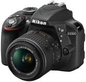 Подробнее о Nikon D3300 Kit 18-55 VR II VBA390K001