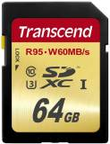 Подробнее о Transcend Ultimate SDXC 64GB Class 10 UHS-I U3 TS64GSDU3