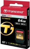 Подробнее о Transcend Ultimate SDXC 64GB Class 10 TS64GSDU3X