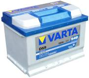 Подробнее о Varta Blue Dynamic 60Ah D59 5604090543132