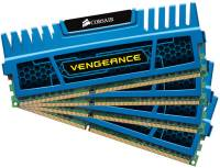 Подробнее о Corsair Vengeance Blue DDR3 16GB (4x4GB) 1600MHz CL9 Kit CMZ16GX3M4A1600C9B