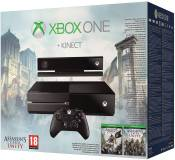 Подробнее о Microsoft Xbox One 500GB Console Kinect Assassins Creed: Unity Bundle