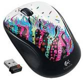 Подробнее о Logitech M325 Wireless Mouse Celebration Black 910-003803