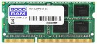 Подробнее о Goodram So-Dimm DDR3 4Gb 1600MHz CL11 GR1600S364L11S/4G