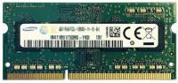 Подробнее о Samsung So-Dimm original DDR3 4Gb 1600MHz CL11 M471B5173QH0-YK0