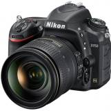 Подробнее о Nikon D750 Kit 24-120 mm f/4G ED AF-S VR VBA420K002