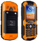 Подробнее о Sigma mobile X-treme IT67 Dual Sim Black-Orange 4827798283219