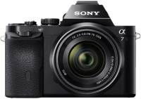 Подробнее о Sony Alpha 7 + объектив 28-70 KIT black ILCE7KB.RU2