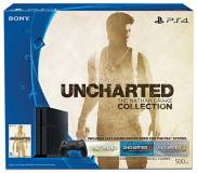 Подробнее о Sony PlayStation 4 500GB Uncharted: The Nathan Drake Collection Bundle