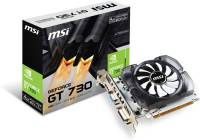 Подробнее о MSI GeForce GT 730 4GB N730-4GD3V2
