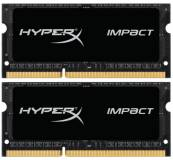 Подробнее о Kingston Impact Black DDR3 16Gb (2x8Gb) 1866MHz CL11 HX318LS11IBK2/16