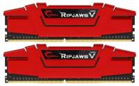 Подробнее о G.Skill Ripjaws V DDR4 32Gb (2x16Gb) 3000MHz CL15 Kit F4-3000C15D-32GVR