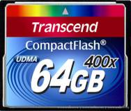 Подробнее о Transcend Ultra Speed 400 TS64GCF400