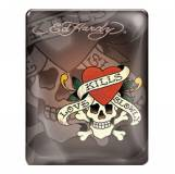 Подробнее о Ed Hardy Chocolate iPad Case IP10A04