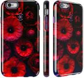 Подробнее о Speck for Apple iPhone 6/6s Candyshell Inked Moody Bloom Pattern/ Acai Purple SP-73774-C262