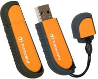 Подробнее о Transcend JetFlash V70 8GB Orange USB 2.0 TS8GJFV70
