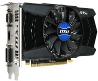 Подробнее о MSI Radeon R7 250 2GB R7 250 2GD3 OCV1