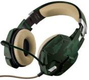 Подробнее о Trust GXT 322C Gaming Headset - green camouflage 20865
