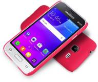 Подробнее о NILLKIN Samsung J1 mini/J105 - Super Frosted Shield (Red) 6274130