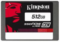 Подробнее о Kingston KC400 SKC400S3B7A/512G