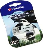 Подробнее о Verbatim StoreNGo Mini Football 32Gb USB 2.0 49889