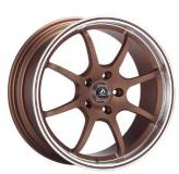 Подробнее о Alexrims AFC-2 17x8, 5x114.3, 42 AFC-2 17x8, 5x114.3, 42 Brown
