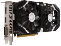 Подробнее о MSI GeForce GTX 1060 3072Mb GTX 1060 3GT OC