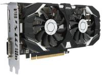 Подробнее о MSI GeForce GTX 1050 Ti 4Gb GF GTX 1050 Ti 4GT OC