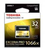 Подробнее о Toshiba 1000X 32GB Compact Flash CF-032GSG(BL8)