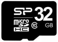 Подробнее о Silicon Power microSDHC 32 GB card Class 10 no SD adapter SP032GBSTH011V10