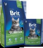 Подробнее о Vafo Brit Premium Cat Sterilized 1111143474