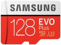 Подробнее о Samsung microSDXC 128GB EVO PLUS UHS-I + adapter MB-MC128GA/RU
