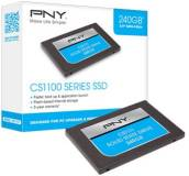 Подробнее о PNY CS1111 240Gb MLC SSD7CS1111-240-RB