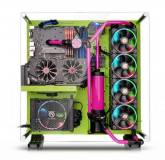 Подробнее о Thermaltake Core P5 Green CA-1E7-00M8WN-00