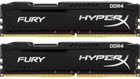 Подробнее о Kingston HyperX FURY Black DDR4 32Gb (2x16Gb) 2666MHz CL16 Kit HX426C16FBK2/32