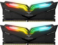 Подробнее о Team T-Force Night Hawk RGB Black DDR4 16Gb (2x8Gb) 3000MHz CL16 Kit TF1D416G3000HC16CDC01