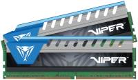 Подробнее о Patriot Viper Elite Blue DDR4 16Gb (2x8Gb) 2666MHz CL16 Kit PVE416G266C6KBL