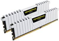 Подробнее о Corsair Vengeance LPX White DDR4 16Gb (2x8Gb) 3000MHz CL15 Kit CMK16GX4M2B3000C15W