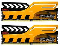 Подробнее о Geil Evo FORZA Yellow H DDR4 16Gb (2x8Gb) 2400MHz CL16 Kit GFY416GB2400C16DC