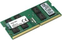 Подробнее о Kingston ValueRAM So-Dimm DDR4 16Gb 2400MHz CL17 KVR24S17D8/16