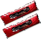 Подробнее о G.Skill Flare X RED DDR4 16Gb (2x8Gb) 2400MHz CL15 Kit F4-2400C15D-16GFXR