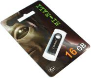 Подробнее о HI-RALI Shuttle series 16Gb Black USB 2.0 HI-16GBSHBK